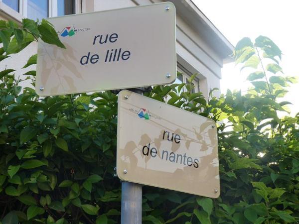 Au bout de la rue de Tours, Lille et Nantes ont connu un destin mérignacais.