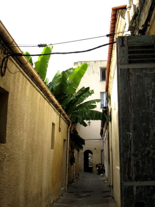 Medina du Sahel ? Non, Passage de l'Hôpital.