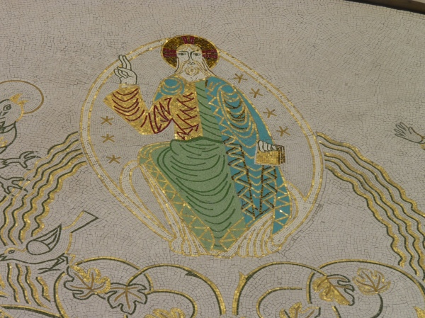 La fameuse mosaïque