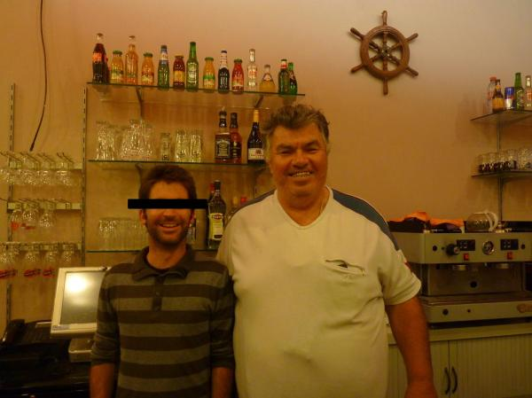 Richard avec un membre anonyme de Bordeaux 2066