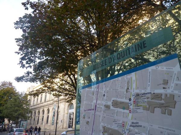 Le futur musée Bordeaux 2066
