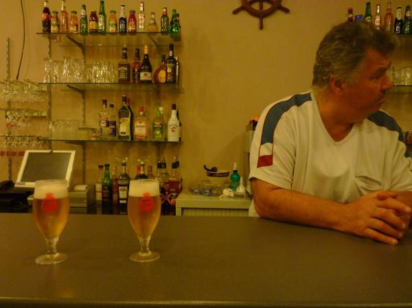 Bières luxes et taxi richard