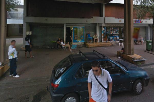 """""""Chez Fafa"""" (image issue d'une capture d'écran street view, nous l'avouons)"""