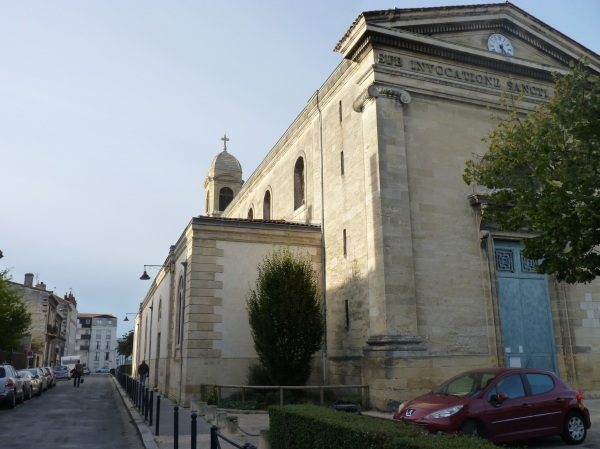 Place Saint-Martial côté face