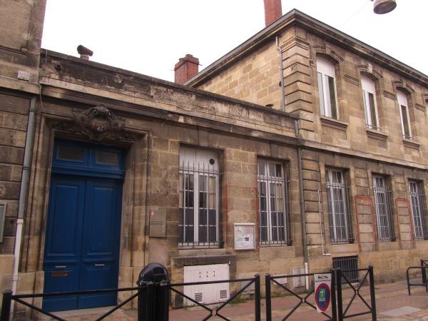 L'école élémentaire Jacques Prévert