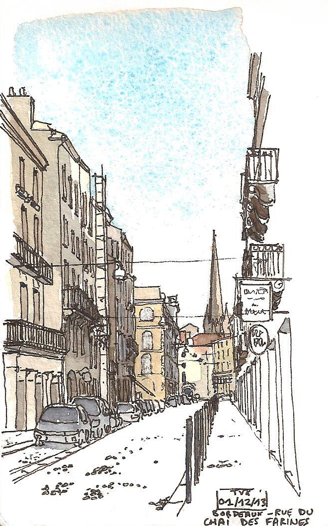Rue Du Chai Des Farines