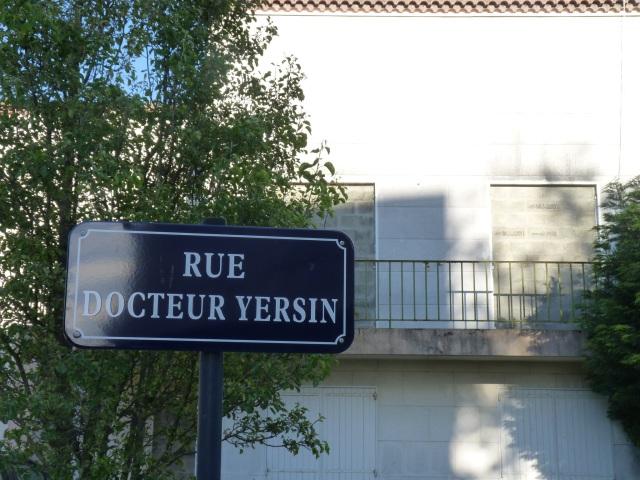 Une rue en voie de disparition