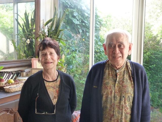 Françoise et Mang, témoins de la rue.