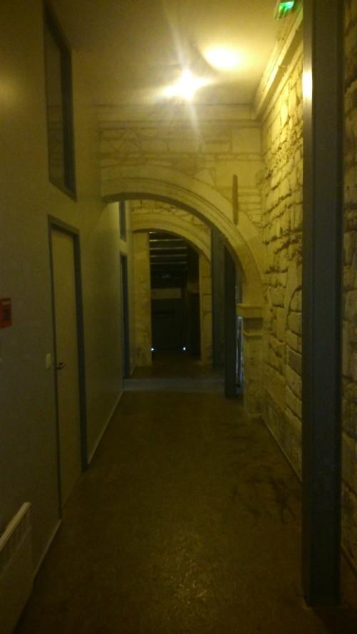 Dans les couloirs de Créasud