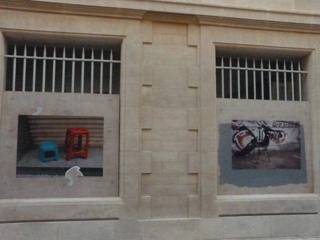 Installation d'Ann Cantat Corsini