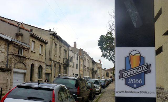 La rue des Deux Ormeaux