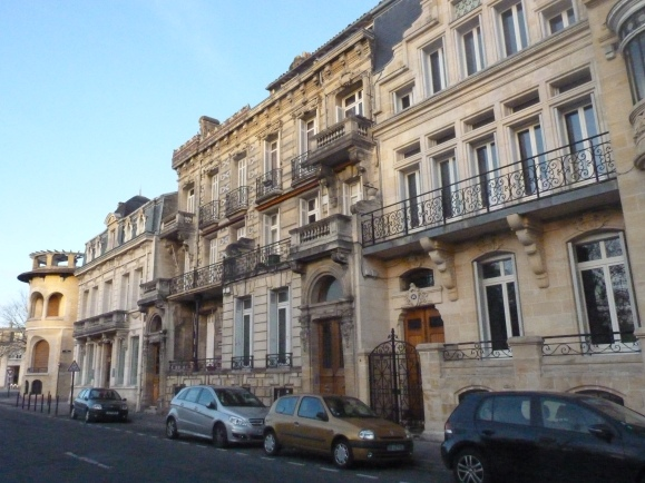Chez Alfred-Duprat père, le long du Parc Bordelais
